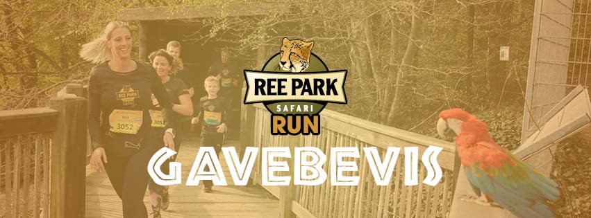 Gavebevis Ree Park Safari Run