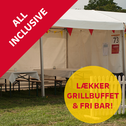 ALL INCLUSIVE - TIRSDAG